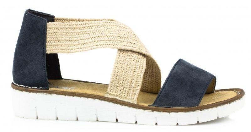 Сандалии для женщин RIEKER RW944 размерная сетка обуви, 2017