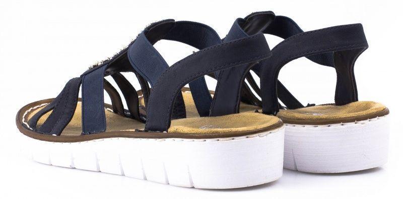 RIEKER Сандалии  модель RW945 размерная сетка обуви, 2017