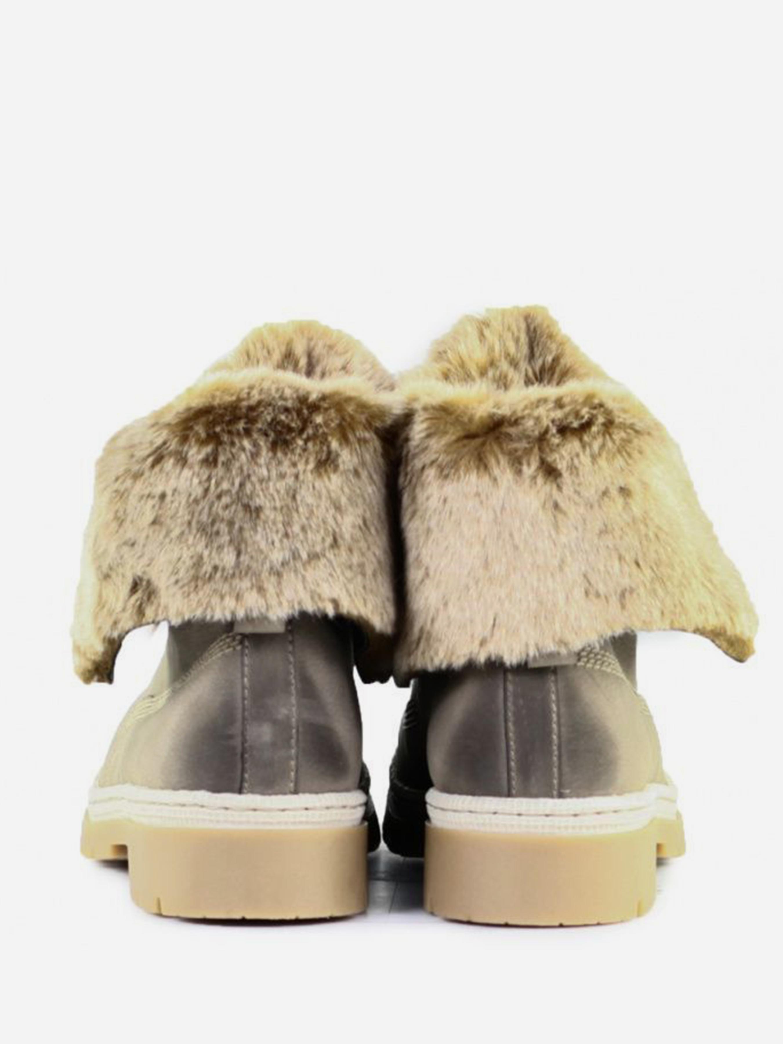 Ботинки для женщин RIEKER RW968 размерная сетка обуви, 2017