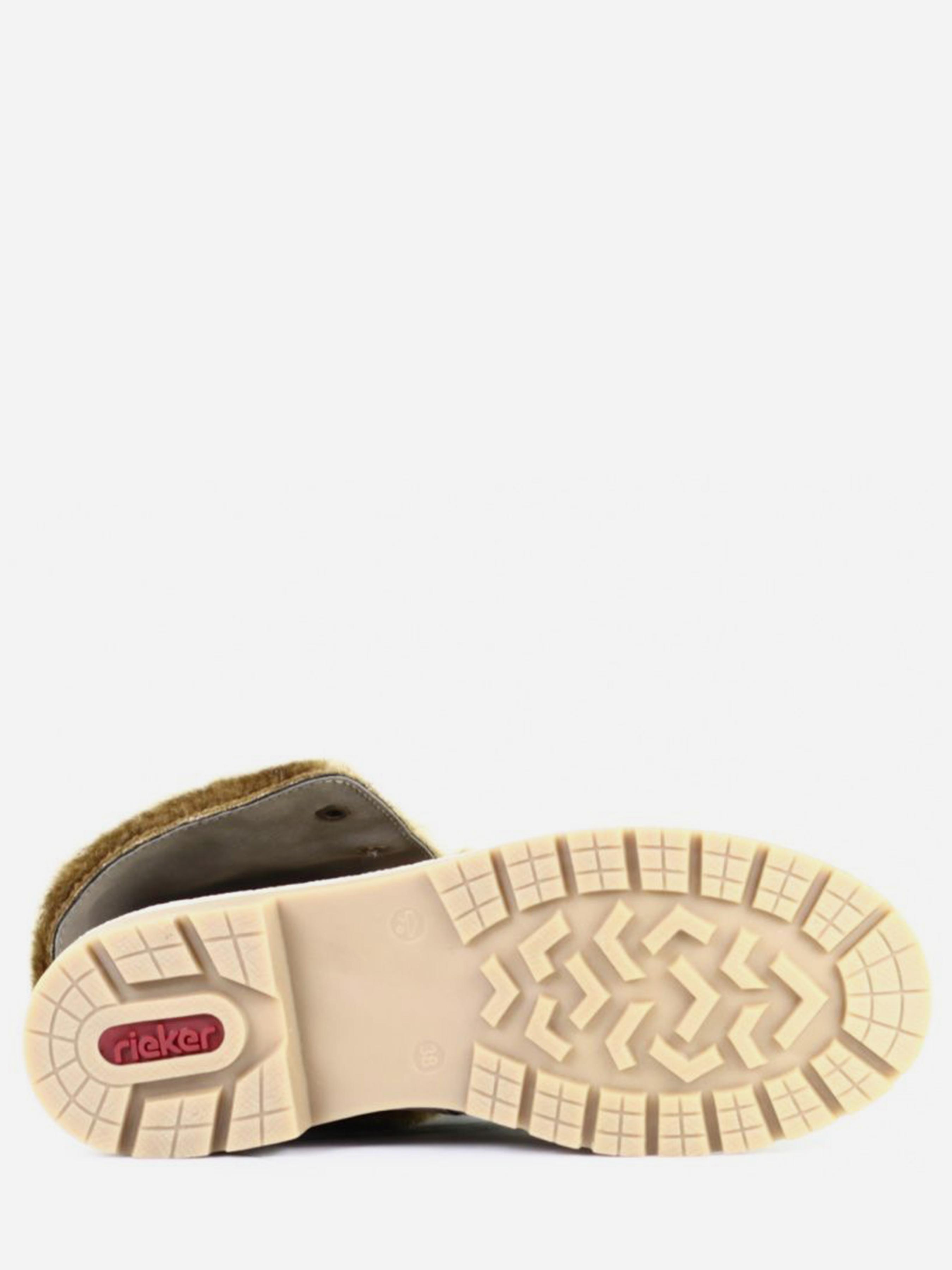 Ботинки для женщин RIEKER RW968 купить в Интертоп, 2017