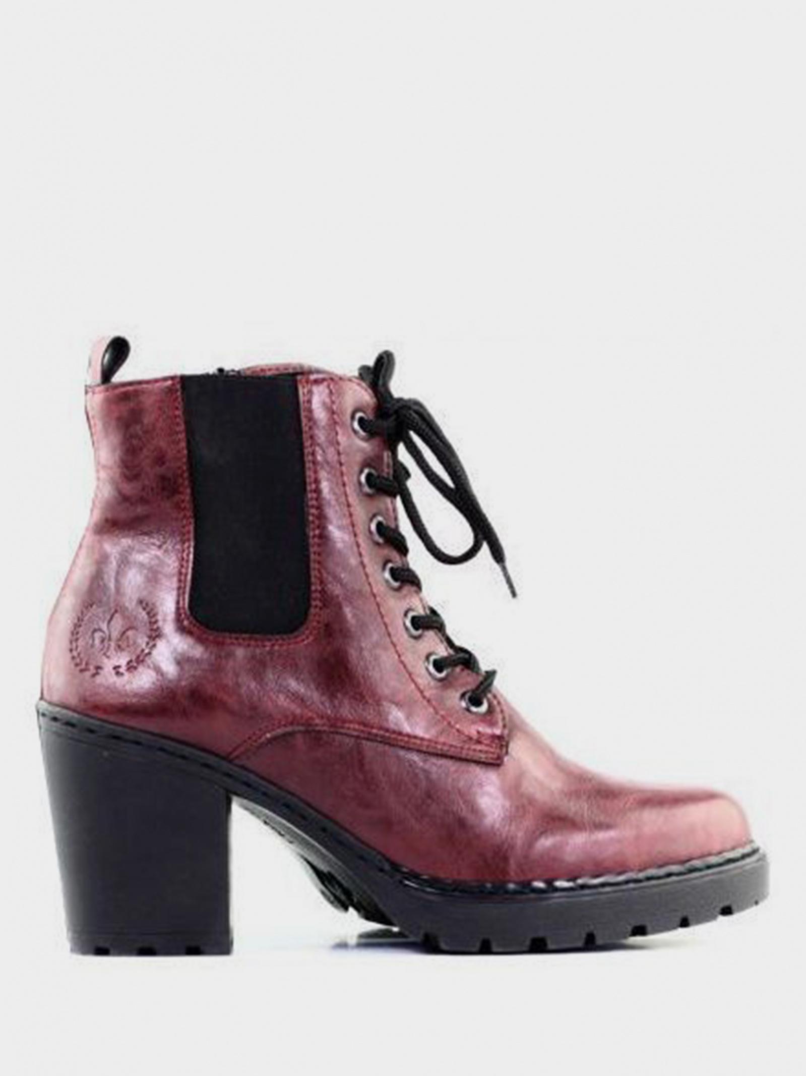 Ботинки для женщин RIEKER Y7021(35) размеры обуви, 2017