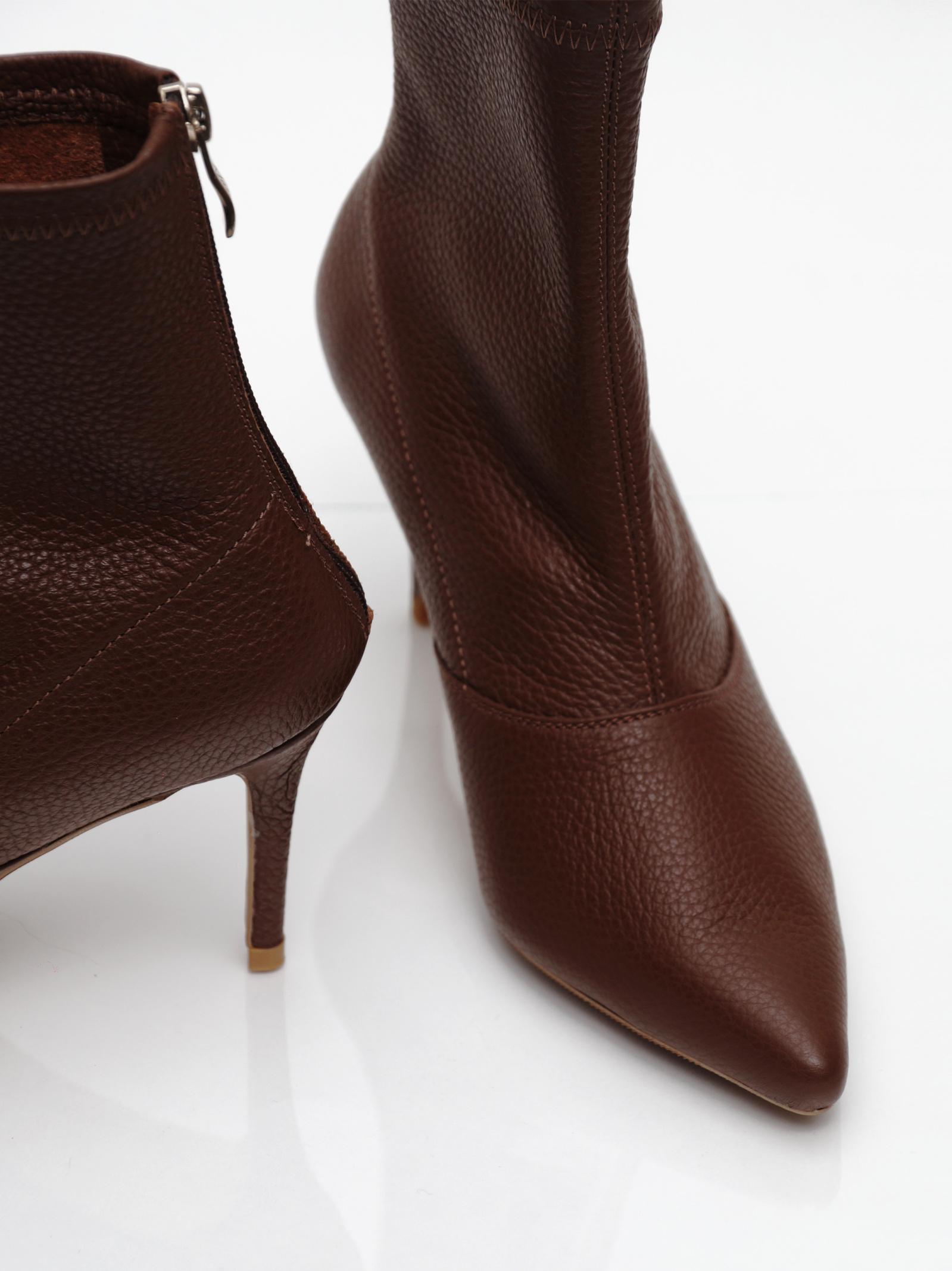 Черевики  для жінок Nazary Rainbow-brown розміри взуття, 2017
