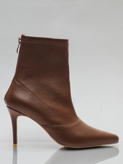 Черевики  для жінок Nazary Rainbow-brown купити взуття, 2017