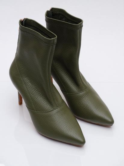 Черевики  для жінок Nazary Rainbow-olive розміри взуття, 2017