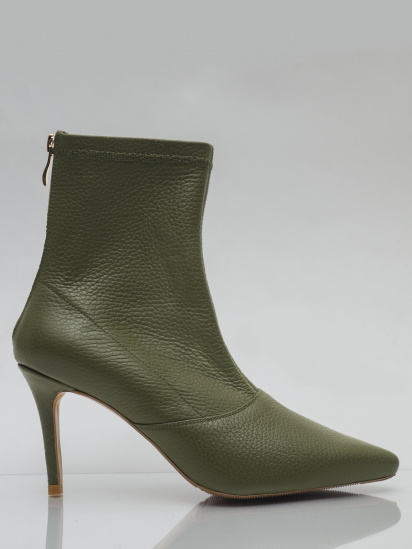 Черевики  для жінок Nazary Rainbow-olive купити взуття, 2017