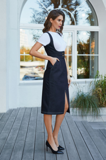 Сукня SL.IRA модель S-18035-01-00 — фото 2 - INTERTOP