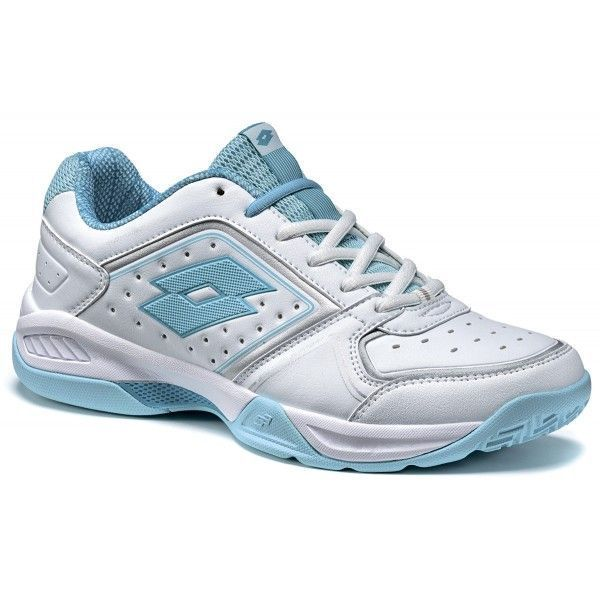 Кросівки тенісні  для жінок Кроссовки женские теннисные Lotto T-TOUR IX 600 W S7336 S7336 фото взуття, 2017