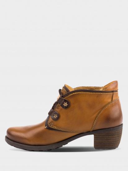 Ботинки женские PIKOLINOS LE MANS 838 838-8657_BRANDY брендовая обувь, 2017
