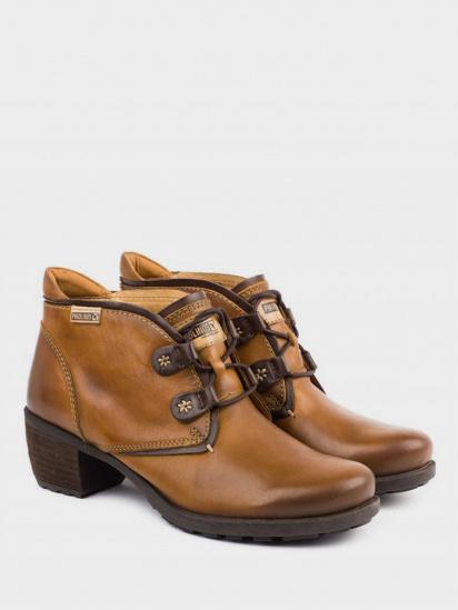 Ботинки женские PIKOLINOS LE MANS 838 838-8657_BRANDY купить в Интертоп, 2017