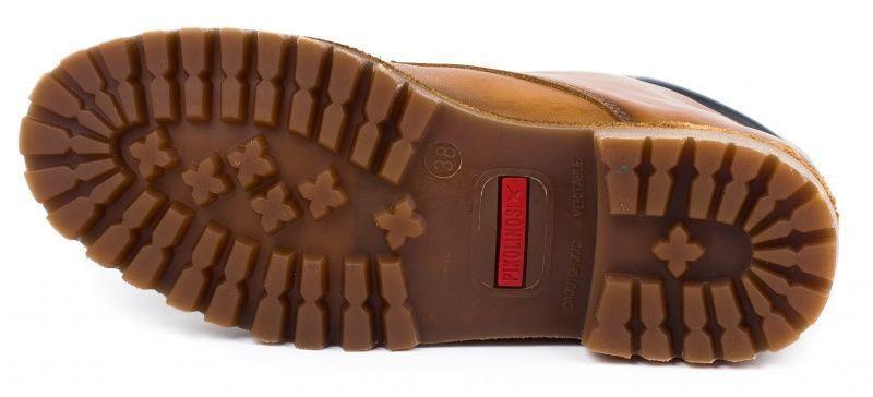 Черевики  жіночі PIKOLINOS ST. MORITZ W4C W4C-P9541_BRANDY брендове взуття, 2017