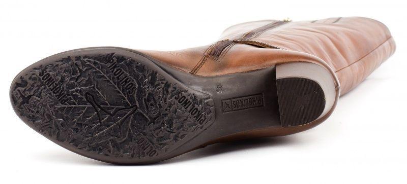 PIKOLINOS Сапоги  модель SD176 размерная сетка обуви, 2017