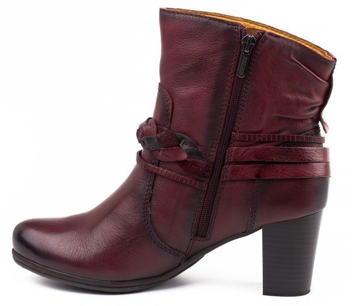 Ботинки для женщин PIKOLINOS VERONA W5C SD177 примерка, 2017