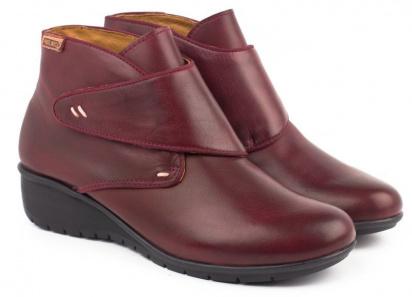 Черевики  жіночі PIKOLINOS VICTORIAVILLEW8C W8C-8636_GARNET розмірна сітка взуття, 2017
