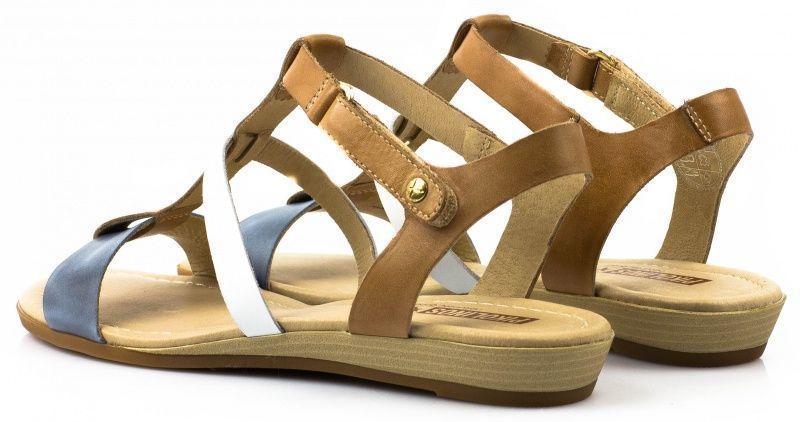 Сандалі  жіночі PIKOLINOS ALCUDIA 816-0751_DENIM ціна взуття, 2017