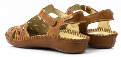 Сандалі  для жінок PIKOLINOS P. VALLARTA 655-8312L_BRANDY брендове взуття, 2017