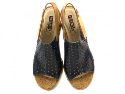 Босоножки женские PIKOLINOS BALI W3L-0922_BLUE|CAMEL модная обувь, 2017