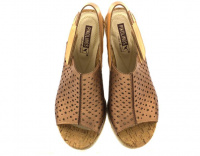 Босоножки женские PIKOLINOS BALI W3L-0922 CL_BRONCE|CAMEL размерная сетка обуви, 2017