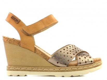 Босоножки женские PIKOLINOS BALI W3L-0952 CL_STONE цена обуви, 2017