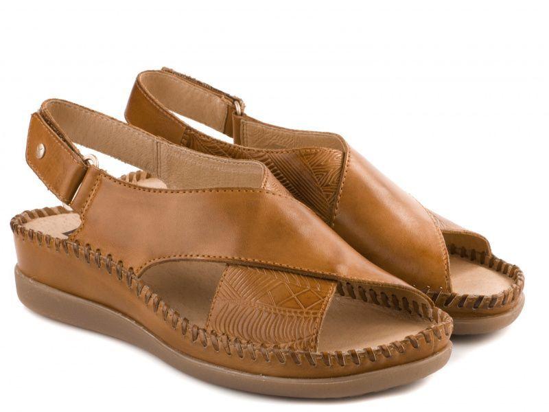 Босоножки для женщин PIKOLINOS CADAQUES W8K-0828_BRANDY модная обувь, 2017