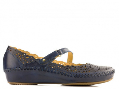 Туфли для женщин PIKOLINOS P. VALLARTA 655-5588_BLUE брендовая обувь, 2017