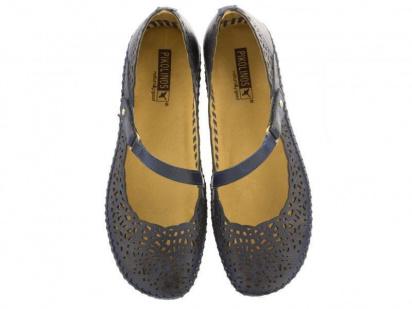 Туфли для женщин PIKOLINOS P. VALLARTA 655-5588_BLUE модная обувь, 2017