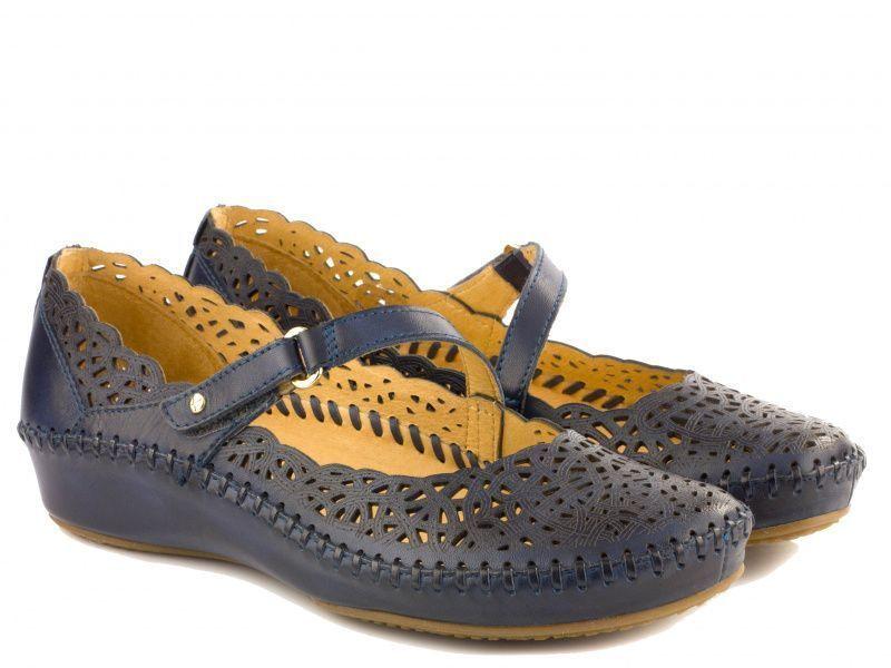 Туфли для женщин PIKOLINOS P. VALLARTA 655-5588_BLUE цена обуви, 2017