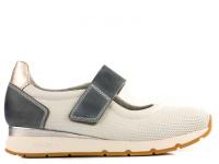 Туфли женские PIKOLINOS MUNDAKA W0J-6590 C1_DENIM WHITE PEARL примерка, 2017