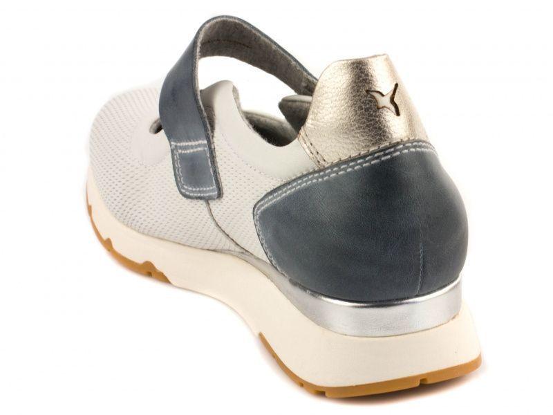 Туфли женские PIKOLINOS MUNDAKA W0J-6590 C1_DENIM WHITE PEARL купить в Интертоп, 2017