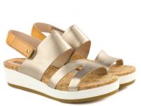 Босоножки женские PIKOLINOS MYKONOS W1G-0914 CL_STONE|CAMEL размерная сетка обуви, 2017