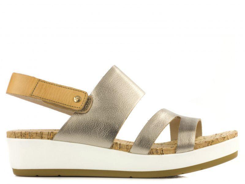 Босоножки женские PIKOLINOS MYKONOS W1G-0914 CL_STONE|CAMEL брендовая обувь, 2017