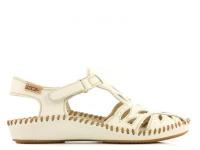Сандалии для женщин PIKOLINOS P. VALLARTA 655-8312L _NATA размерная сетка обуви, 2017