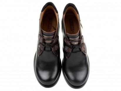 Черевики  для жінок PIKOLINOS LE MANS 838-8657_BLACK-DF розмірна сітка взуття, 2017