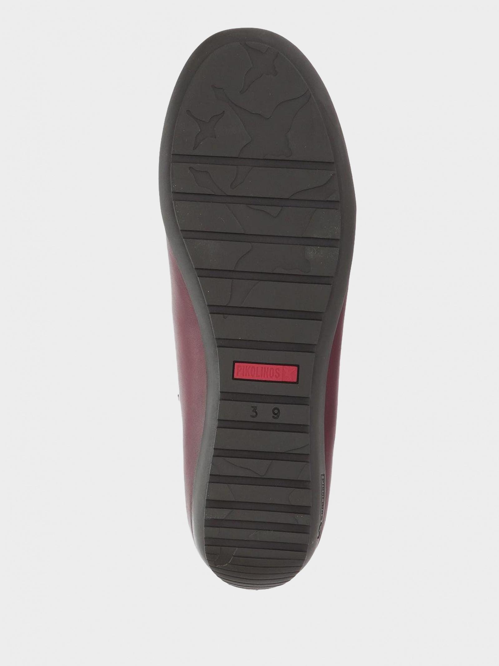 Ботинки женские PIKOLINOS LISBOA W67-7667C5_GARNET купить в Интертоп, 2017