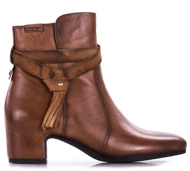 Купить Ботинки женские PIKOLINOS ADRA SD357, Коричневый