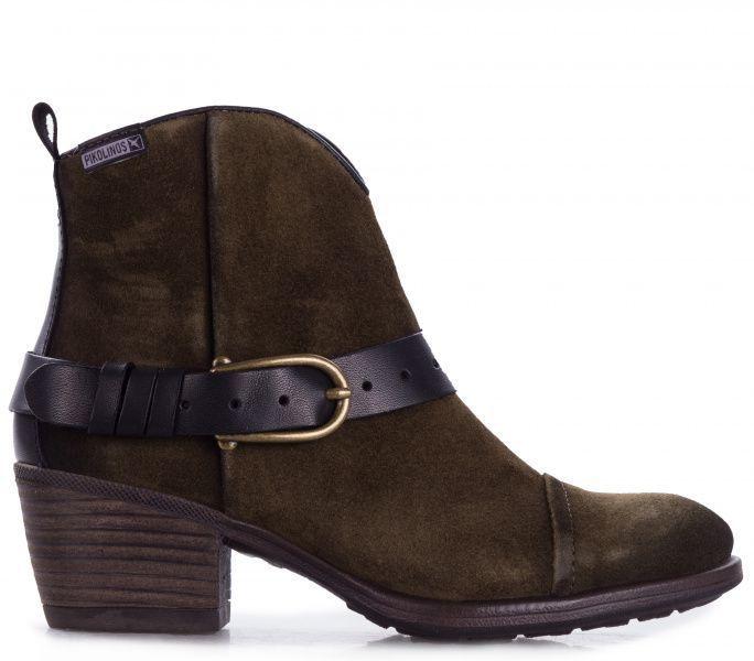 Купить Ботинки женские PIKOLINOS BAQUEIRA SD360, Зеленый