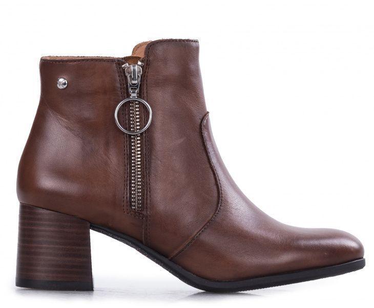 Купить Ботинки женские PIKOLINOS BAYONA SD361, Коричневый