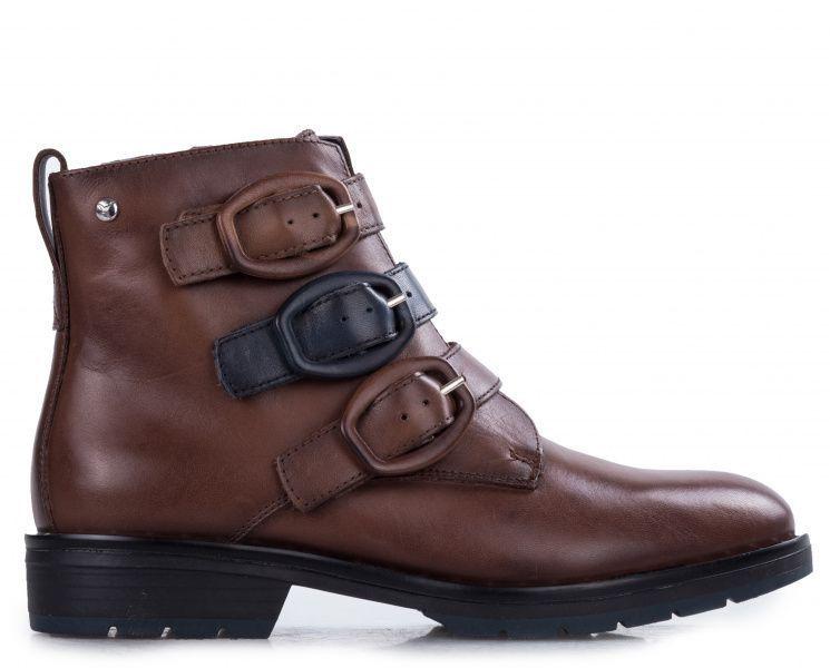 Купить Ботинки женские PIKOLINOS CARAVACA SD363, Коричневый