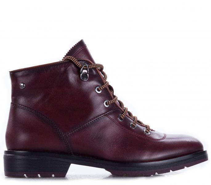Купить Ботинки женские PIKOLINOS CARAVACA SD364, Бордовый