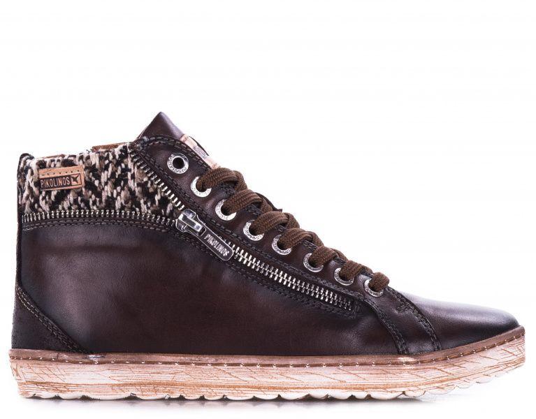 Купить Ботинки женские PIKOLINOS LAGOS SD367, Коричневый