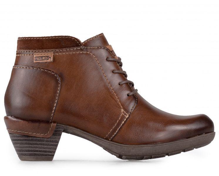 Ботинки женские PIKOLINOS ROTTERDAM SD372 брендовая обувь, 2017