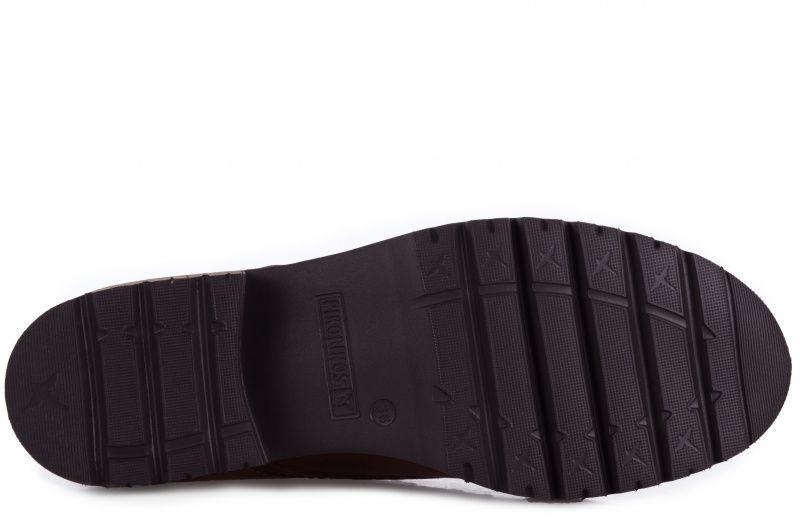 Черевики  жіночі PIKOLINOS VICAR W0V-8680_BRANDY купити, 2017