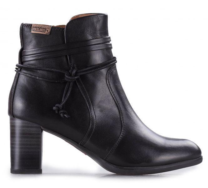 Купить Ботинки для женщин PIKOLINOS VIENA SD378, Черный