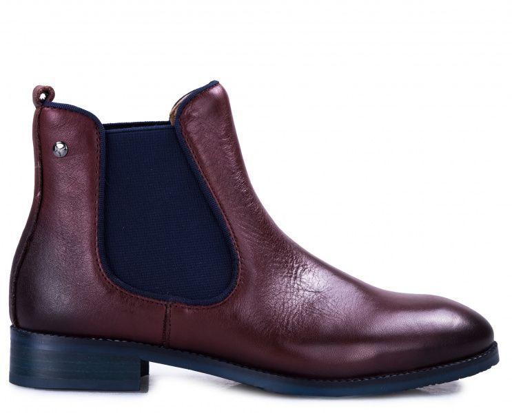 Купить Ботинки для женщин PIKOLINOS ROYAL SD386, Бордовый