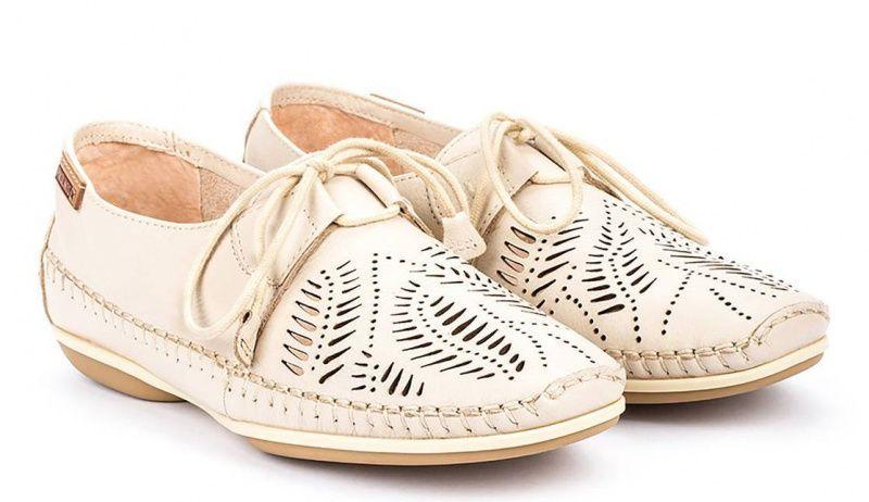 Полуботинки для женщин PIKOLINOS SD394 брендовая обувь, 2017