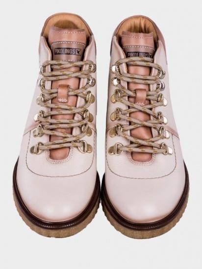Черевики зі шнурівкочеревики зі шнурівко PIKOLINOS модель W0U-8648_MARFIL — фото 5 - INTERTOP