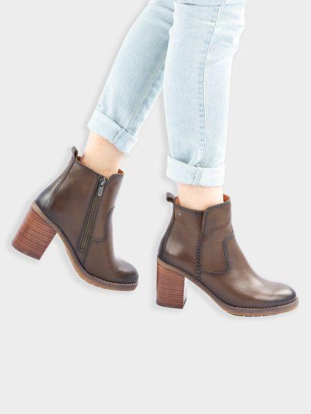 Ботинки для женщин PIKOLINOS SD433 модная обувь, 2017