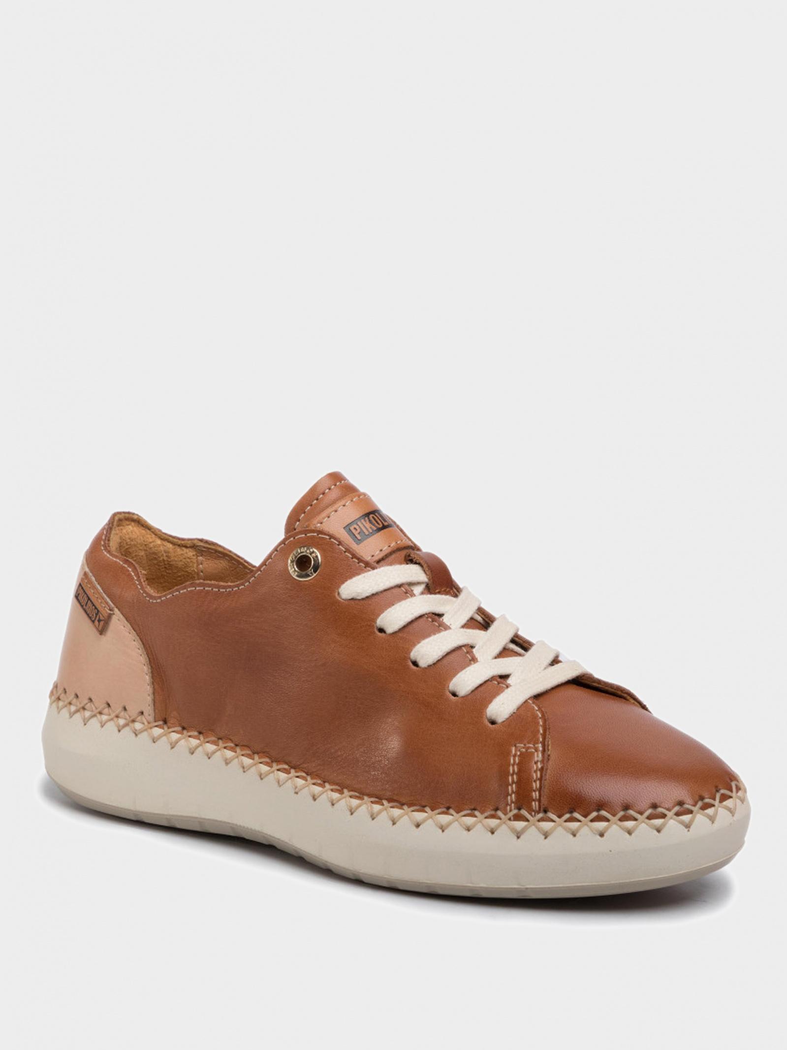 Напівчеревики  жіночі PIKOLINOS W6B-6836_BRANDY ціна взуття, 2017