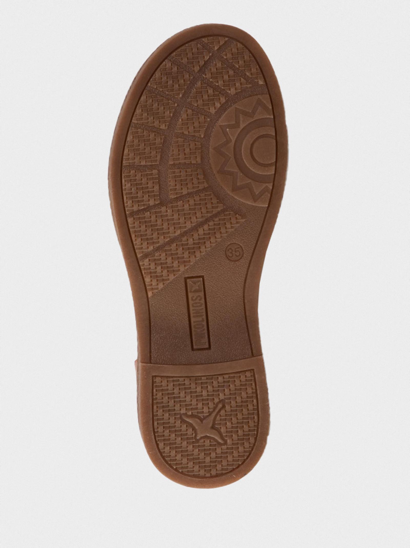 Сандалі  жіночі PIKOLINOS W4E-0960_BRANDY купити взуття, 2017