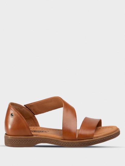 Сандалі  жіночі PIKOLINOS W4E-0960_BRANDY брендове взуття, 2017
