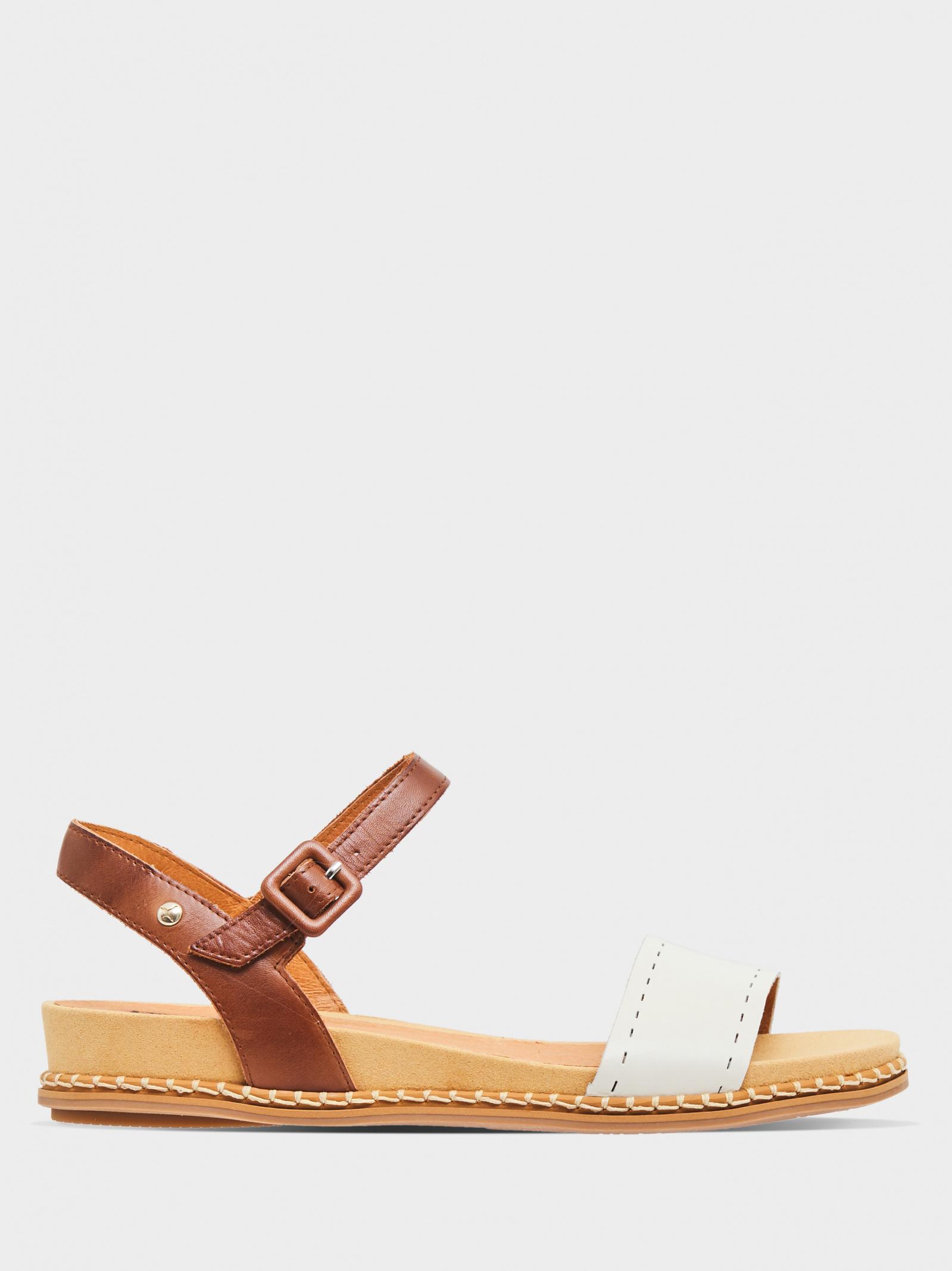 Босоніжки  жіночі PIKOLINOS W3F-0927C1_NATA купити взуття, 2017
